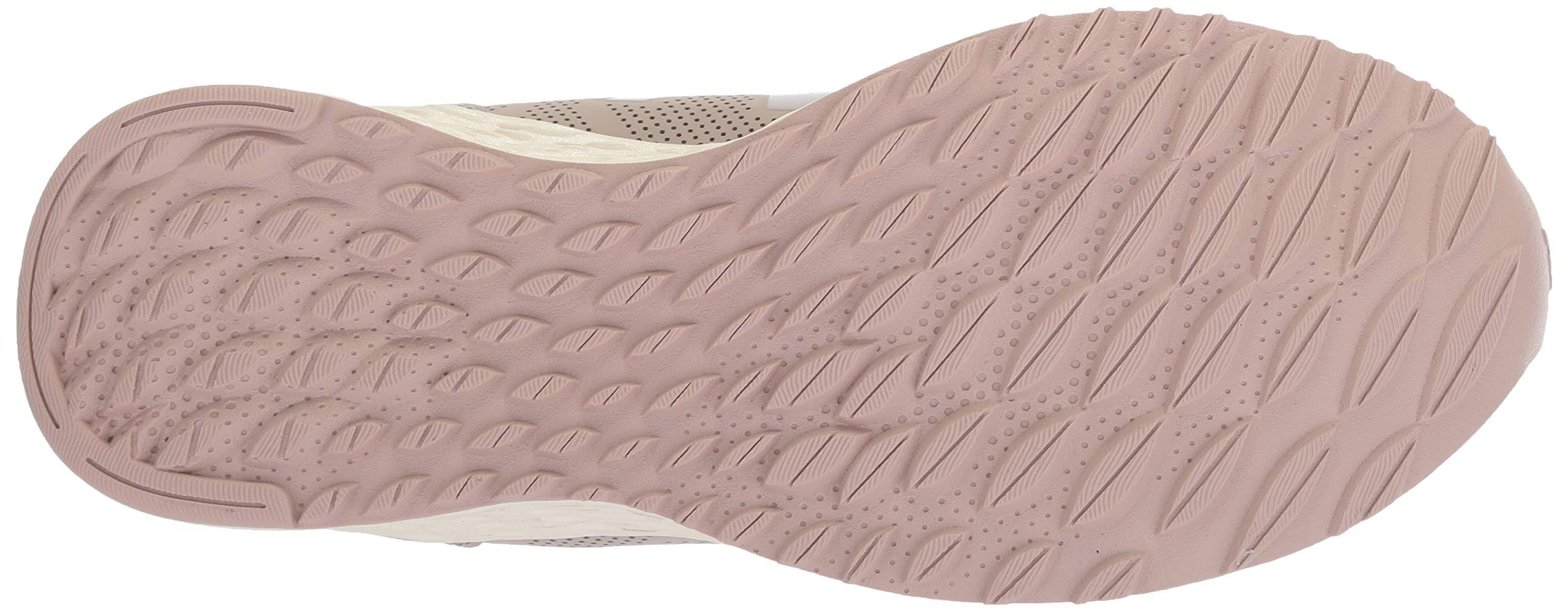 New Balance Women's Fresh Foam Arishi V1 Running Shoe, Flat White/au Lait 5 B US by New Balance (Image #3)
