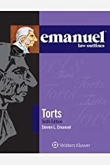 Emanuel Law Outlines for Torts (Emanuel Law Outlines Series) Kindle Edition