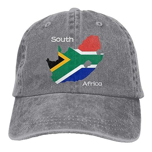 NZWJW85 2018 Adult Fashion Cotton Denim Baseball Cap South Africa-2 Classic Dad  Hat Adjustable Plain Cap at Amazon Men s Clothing store  d67e6b7de38
