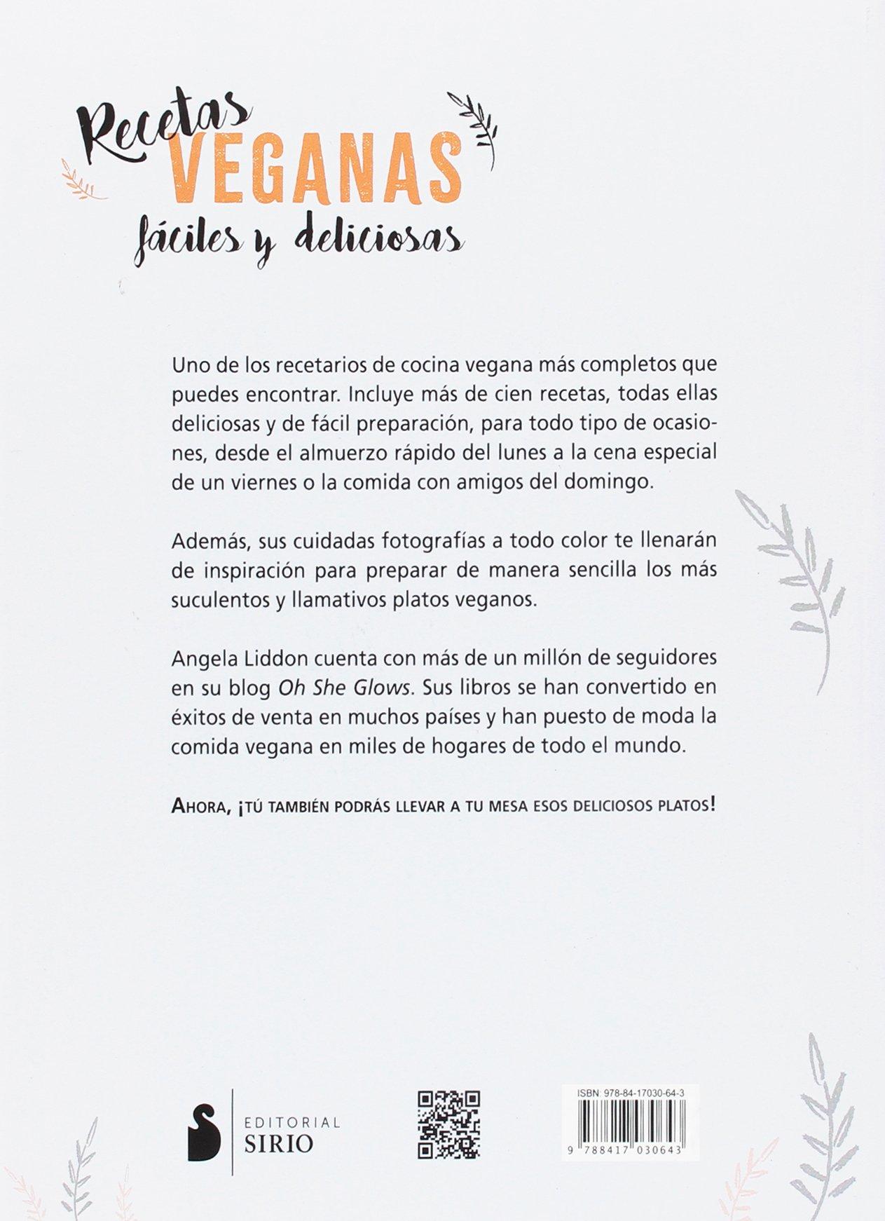 Recetas Veganas Faciles Y Deliciosas Spanish Edition