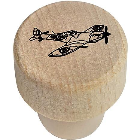 Tapón Botellabs00012206Amazon Spitfire' 19mm es De 'avión vN8nOwm0