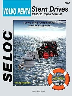 amazon com seloc service manual volvo penta stern drive 1992 rh amazon com volvo penta service manual free download volvo penta service manual 2003