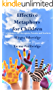 Effective Metaphors For Children: A Resource for Therapists, Parents and Teachers