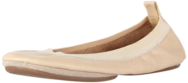 Yosi Samra Women's Samara Soft Leather Flats B00L57OM74 10 B(M) US|Nude