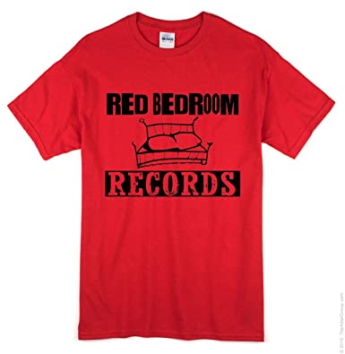Marvelous Red Bedroom Records One Tree Hill T Shirt OTH Peyton Sawyer (Ladies Small)