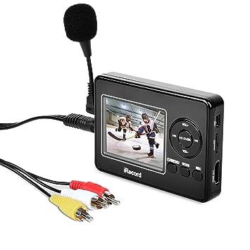 f6f845916 Convertidor de captura de vídeo Con Micrófono