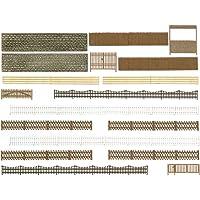 Busch - Valla para modelismo ferroviario H0