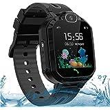LDB Direct Kids Smart Watches for Boys Girls, Waterproof GPS Tracker Smart Watch Gift Birthday Christmas for 3-12 Year Old Ki