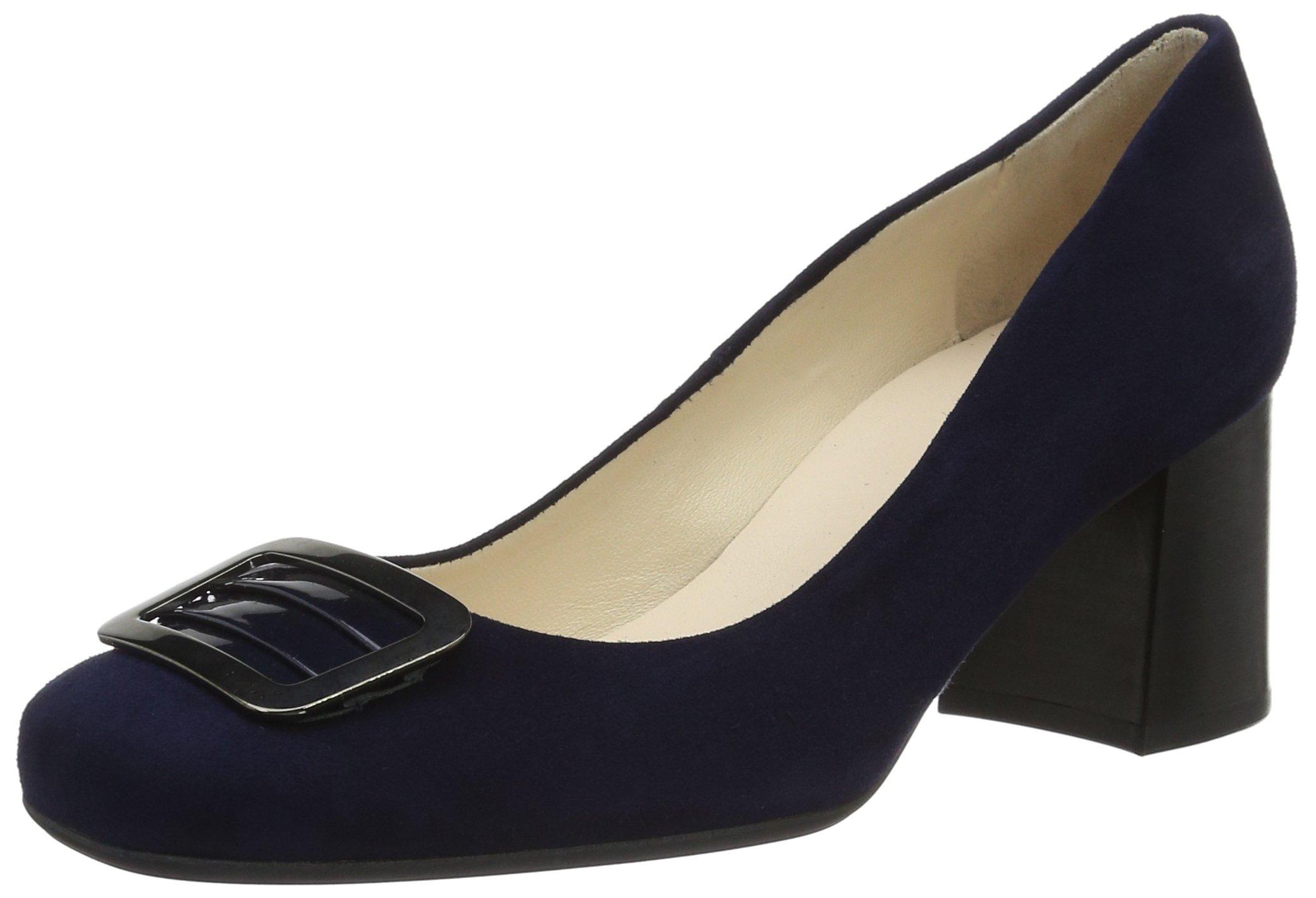 peter kaiser parme women 39 s pumps blau notte suede cabi 136 5 uk new. Black Bedroom Furniture Sets. Home Design Ideas