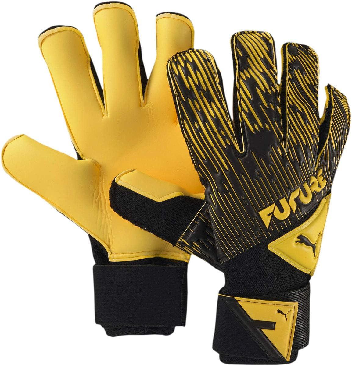 Future Grip 5.2 SGC Glove, Ultra Yellow-Puma Black-Puma White