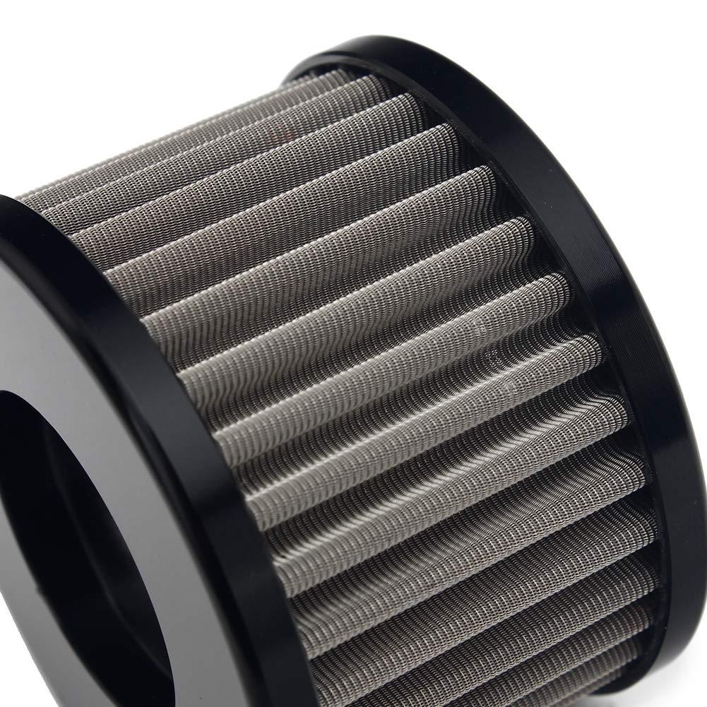 TARAZON Edelstahl /Ölfilter Oil Filter f/ür Kawasaki KXF 450 06-15//KLX450R 08-18