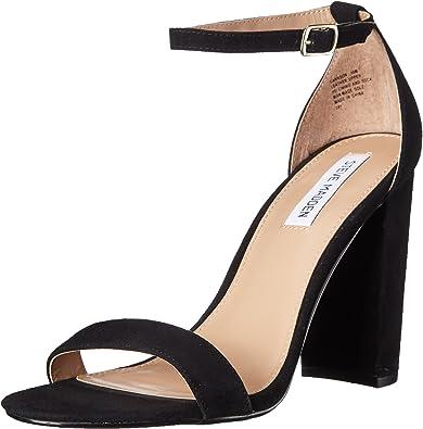 Física predicción calculadora  Amazon.com | Steve Madden Women's Carrson Dress Sandal | Pumps