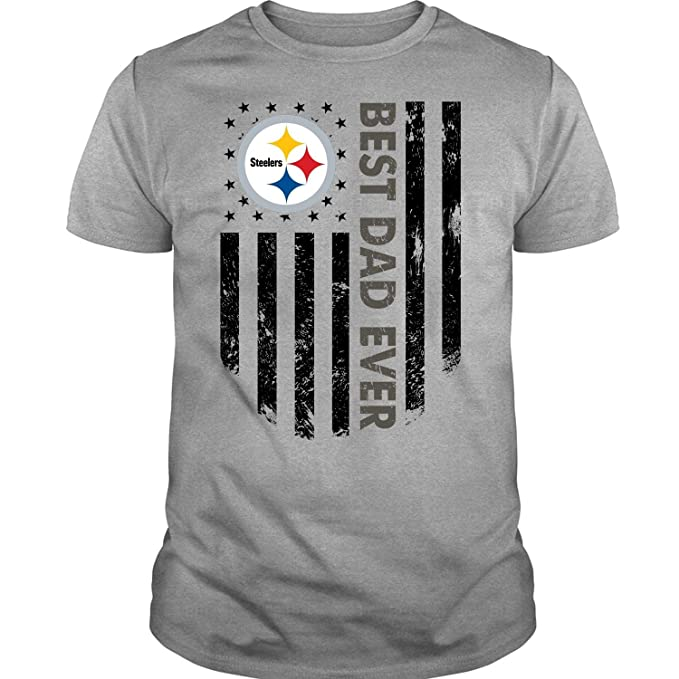hot sale online 4d68d 84f84 Amazon.com: VROSTORE Shirt, Pittsburgh Steelers T Shirt ...