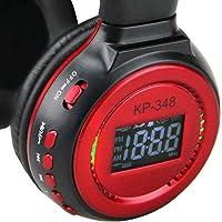 Fone de Ouvido Knup Kp-348 bluetooth stéreo microfone