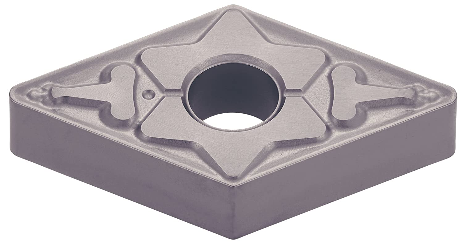 Uncoated Carbide THINBIT 3 Pack SGI039D2FR 0.039 Width 0.100 Depth Grooving Insert for Steel Cast Iron and Stainless Steel with Interrupted Cuts Full Radius