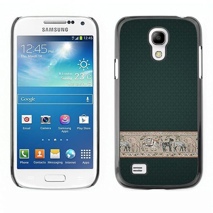 Qcase Samsung Galaxy S4 Mini I9190 Mini Version