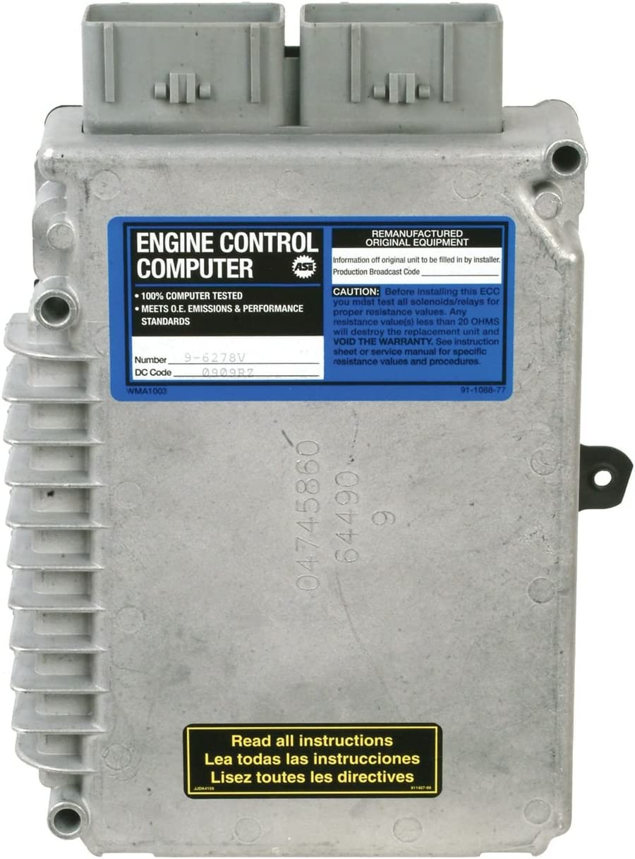 Cardone 79-6434V Remanufactured Chrysler Computer
