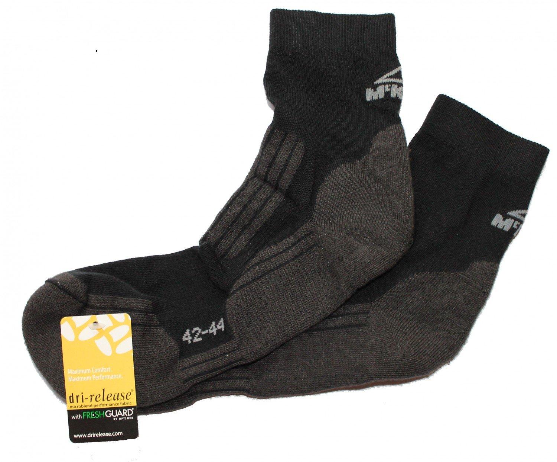 McKinley Hombre Senderismo Trekking Calcetines ZINTO Negro Gris, antracita: Amazon.es: Deportes y aire libre