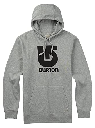 Burton - Sudadera con Logotipo Vertical y Capucha para Hombre: Amazon.es: Deportes y aire libre