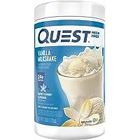 Quest Protein Powder Quest Protein Powder Quest Protein Powder, Vanilla Milkshake, 1.6lb 1.6 Pound