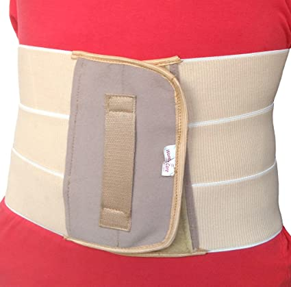 a6c0c5559475b Wonder Care-Abdominal Belt binder after C-Section delivery for women for body  shaper