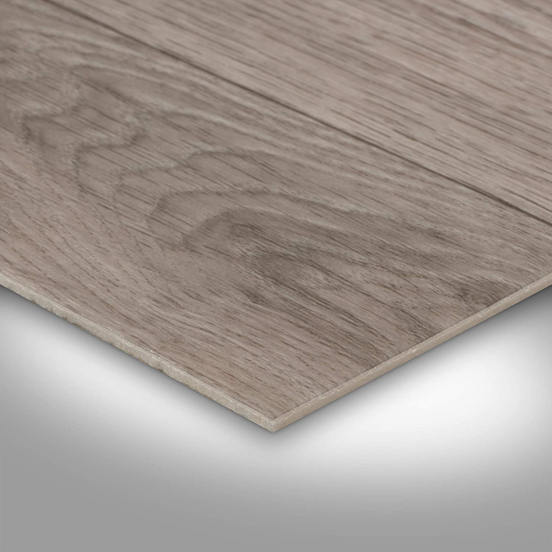400 cm breit 300 Holzoptik Diele Eiche hell creme grau BODENMEISTER BM70522 Vinylboden PVC Bodenbelag Meterware 200