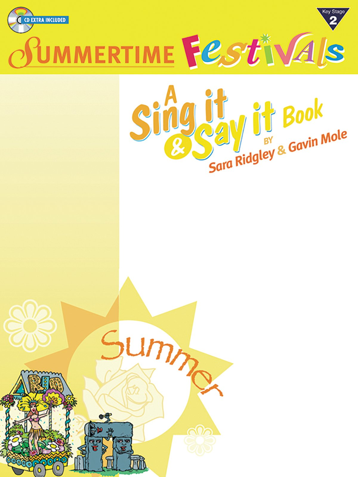 Bookful of Summertime Festivals: Book & CD (Sing It and Say It) pdf epub