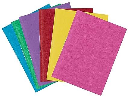 Amazon Com Miniature Blank Book 24 Pack Mini Colorful Blank Books