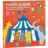 SEKISEI アルバム フリー ハーパーハウス えほんアルバム サーカス ライトフリー台紙 20ページ 11~20ページ XP-3115XP-3115-00