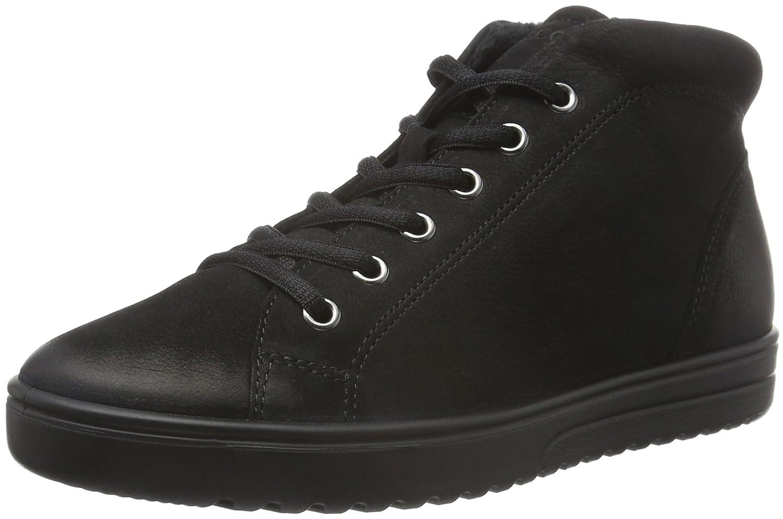 Ecco Fara, Zapatillas Altas para Mujer 41 EU|Negro (Black2001)