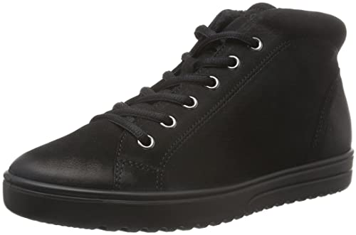 Ecco Soft 7 Ladies, Zapatillas para Mujer, Negro (Black), 37 EU Ecco