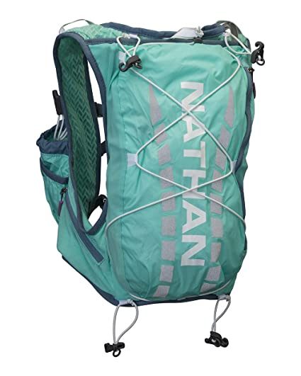 f928984f07 Nathan Women's Hydration Pack/Running Vest - VaporAiress with 2L Water  Bladder, Hydration-