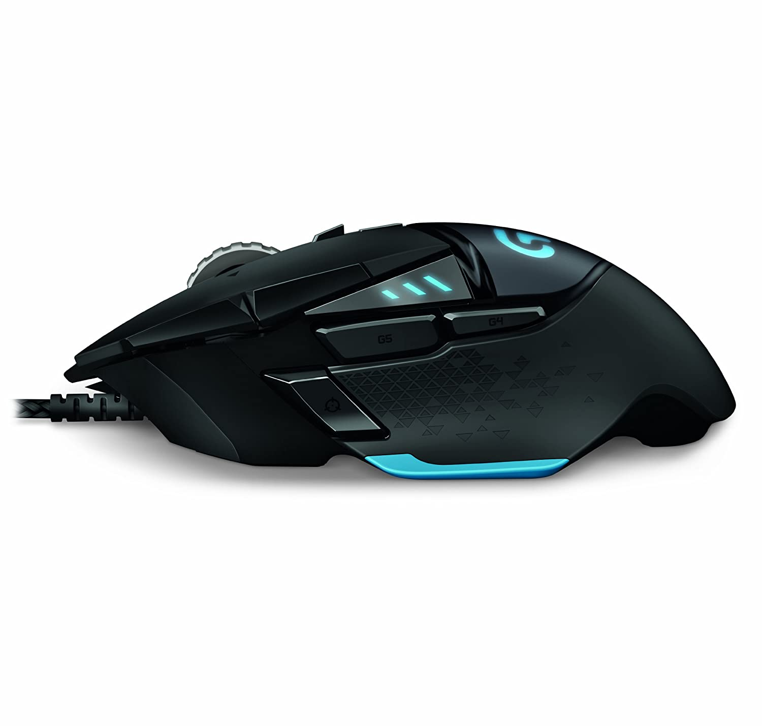 Logitech G502 Proteus Core Tunable Gaming Mouse (Previous model)