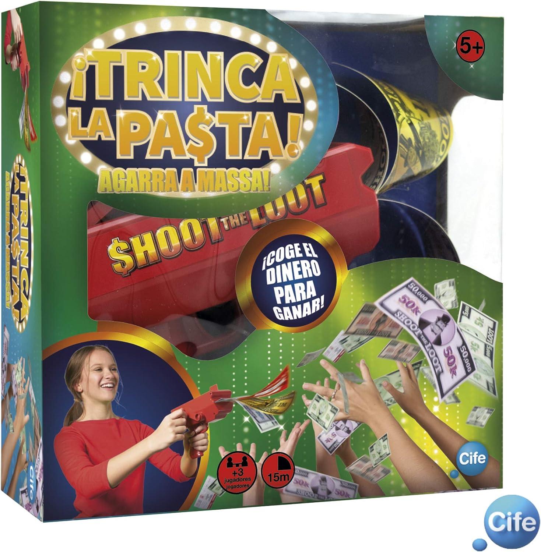 Cife- Trinca la Pasta, Multicolor (41695): Amazon.es: Juguetes y juegos