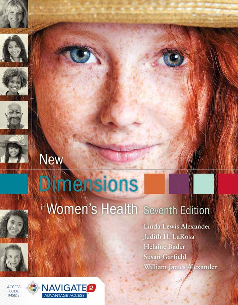 New Dimensions in Women's Health by Jones & Bartlett Learning
