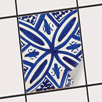 Amazonde Creatisto Küche Bad Fliesenaufkleber Folie Sticker Deko - Klebe bordüre für fliesen
