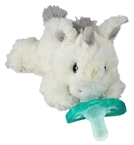 RaZbaby Buddy JollyPop - Soporte para chupete, Luna Unicornio ...