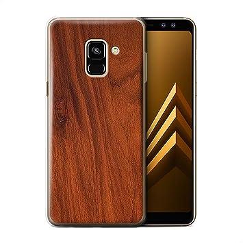 eSwish Carcasa/Funda Dura para el Samsung Galaxy A8 2018 ...