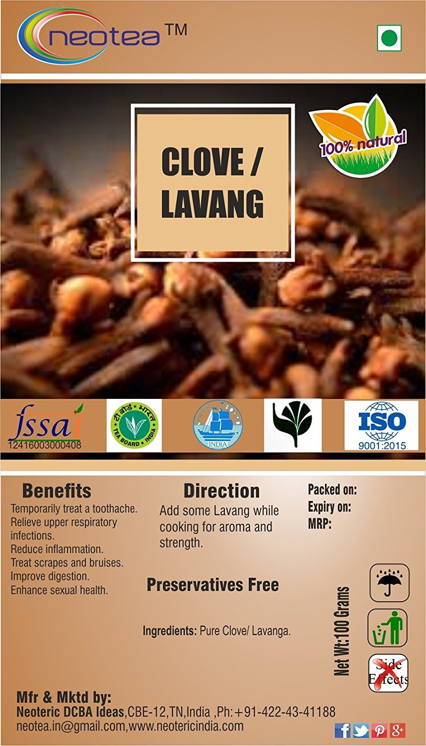 Neotea Lavang or Clove (250g) by neotea (Image #1)