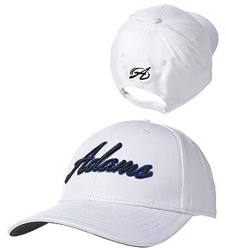 Adams Golf gorra tradicional Advanta de algodón con reproductores ...