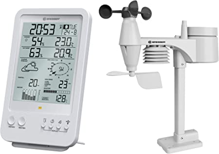 Bresser Weather Station 5-in-1 - Multifunctionality