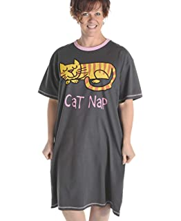 0e7a589947 Amazon.com  I m Crabby In The Morning-Crab Nightshirt by LazyOne ...