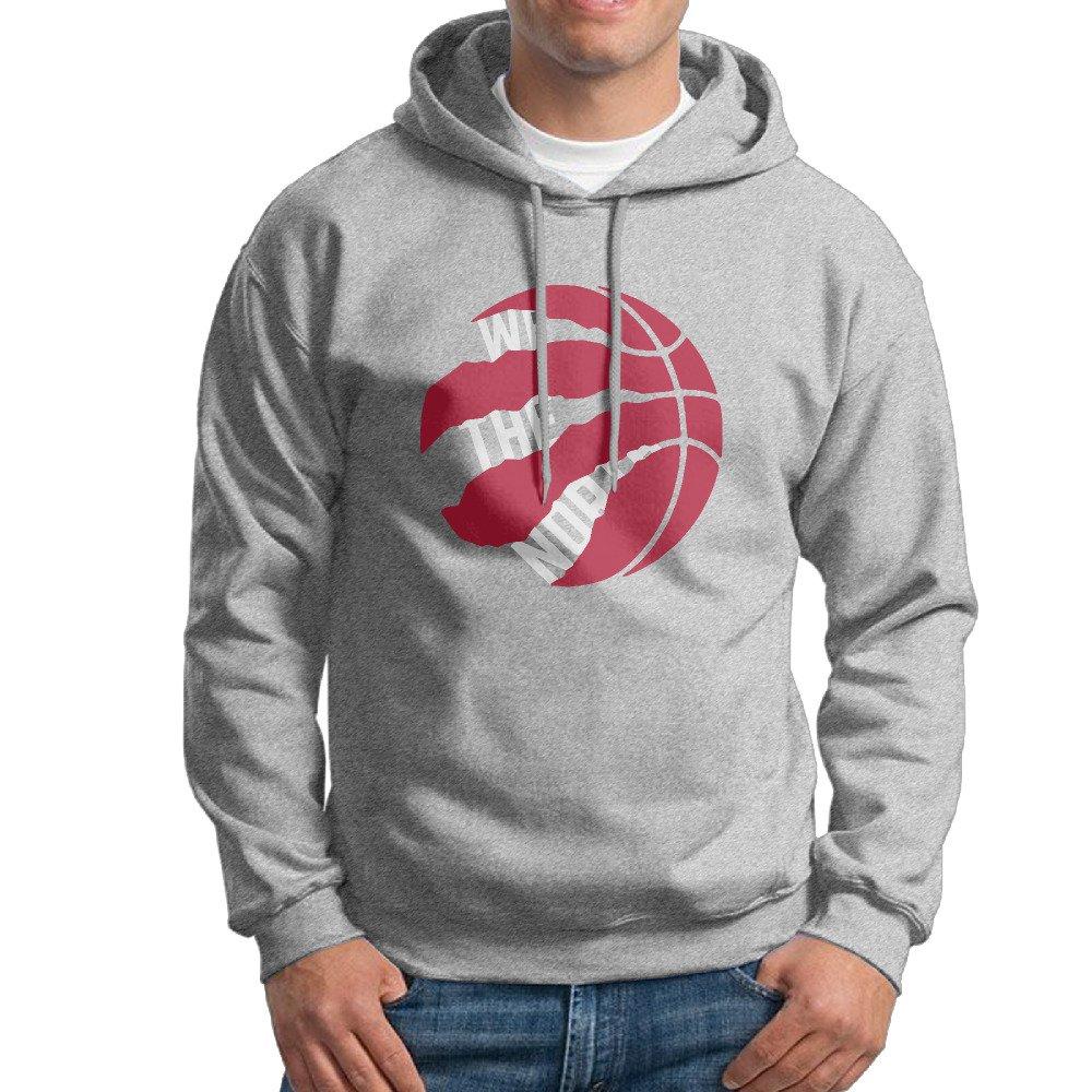 on sale 47ec3 a9b6a Men's Toronto Raptors We The North Logo Hoodies XXL Ash ...