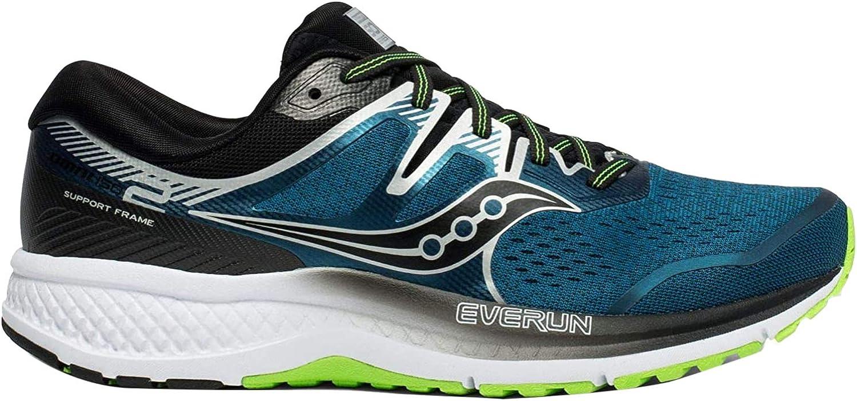 Saucony Omni ISO 2, Zapatillas de Correr para Hombre: Amazon.es ...