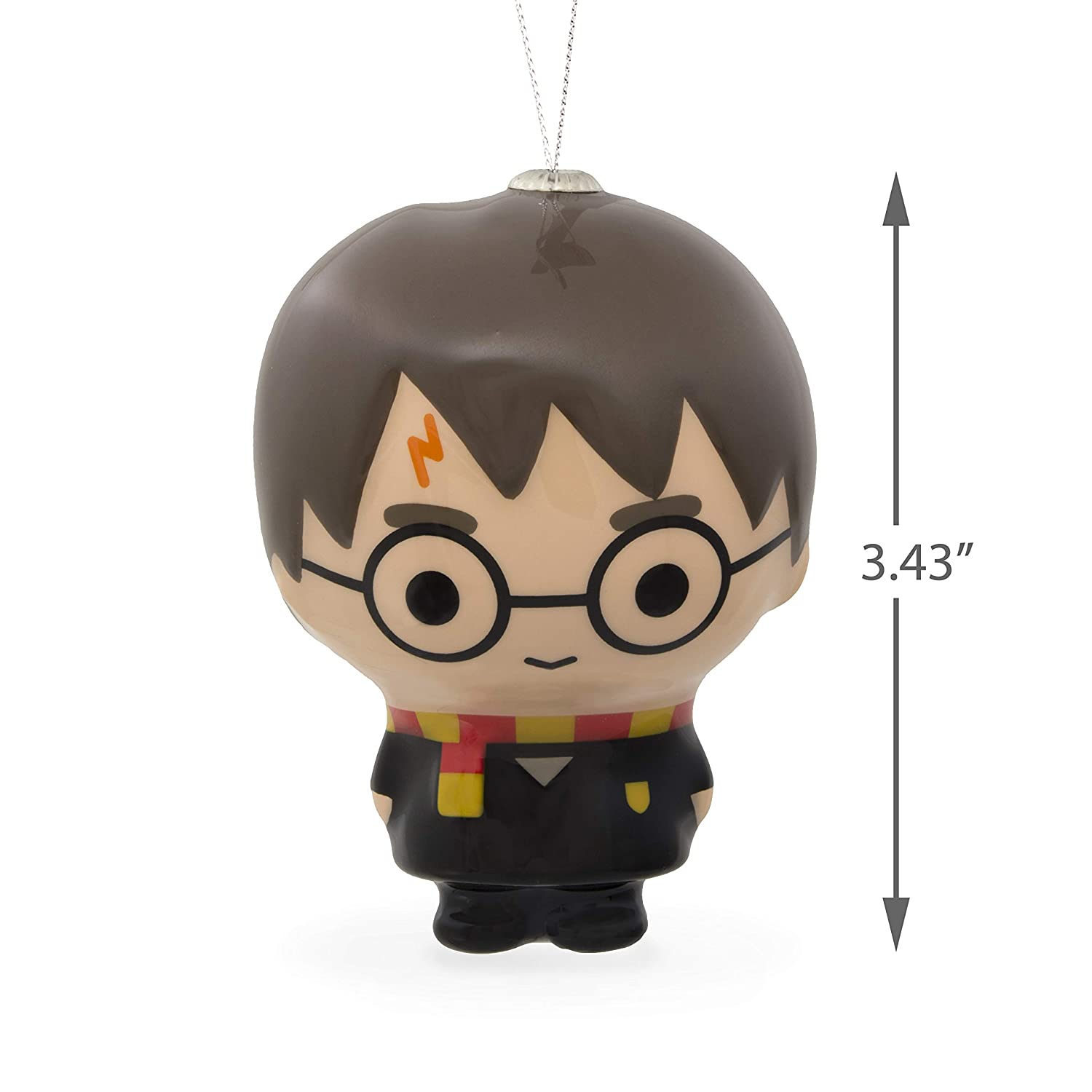 Hallmark Christmas Ornaments, Harry Potter Decoupage Ornament