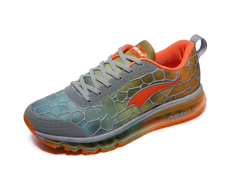 Equipement trail boutique running sports outdoor shop - Amazon Com Onemix Men S Lightweight Air Cushion Sport Running Shoes Trail Running