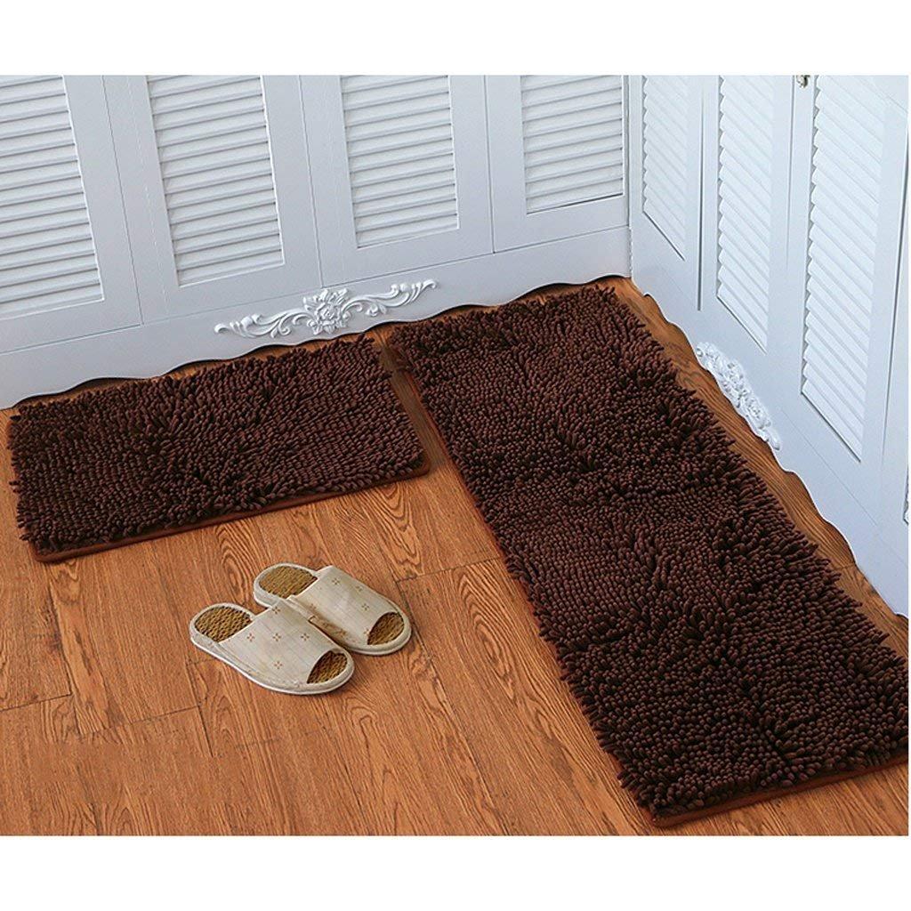 YNG Chenille Matratze Tür Matratzen Schlafzimmer Tür Anti-Skid Pad Pad Pad Bad Küche Wasser Matte Mat Tür Matte B07G744WL9 | Langfristiger Ruf  ffd70c