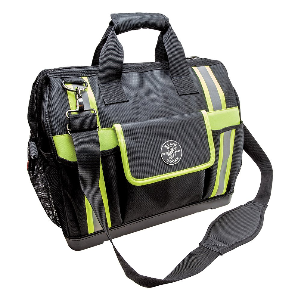 Tradesman Pro High-Visibility Tool Bag Klein Tools 55598