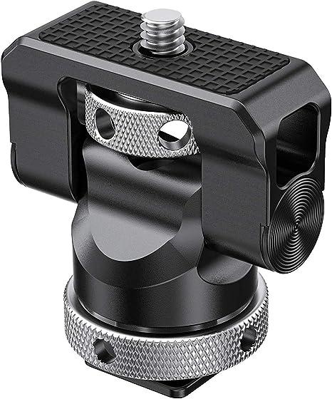 360 Grad Drehgelenk Pivot Arm Stativhalterung Adapter Halter für