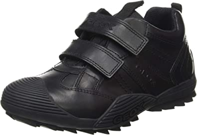 Oferta amazon: Geox Jr Savage A, School Uniform Shoe Niños Talla 32 EU
